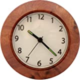 GE 11088 Wood Clock Night Light
