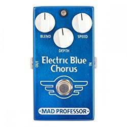 Mad Professor Electric Blue Chorus Pedal from Mad Professor