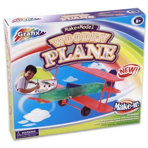 Make + Model 1 Wooden Plane