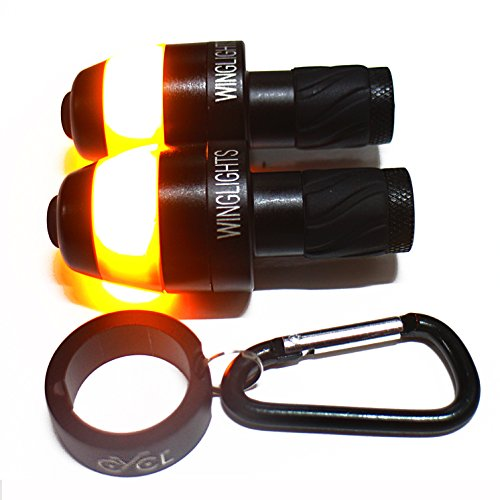 WingLights Mag – Direction Indicators for Bicycles / Bike Indicators
