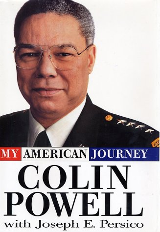 My American Journey: An Autobiography, COLIN L. POWELL, JOSEPH PERSICO