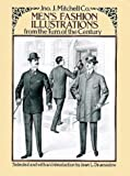 51844RPSFJL. SL160  Mens Fashion Illustrations from the Turn of the Century (Dover Pictorial Archives)