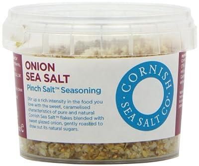 Cornish Pinch Onion Sea Salt 55 g (Pack of 4)