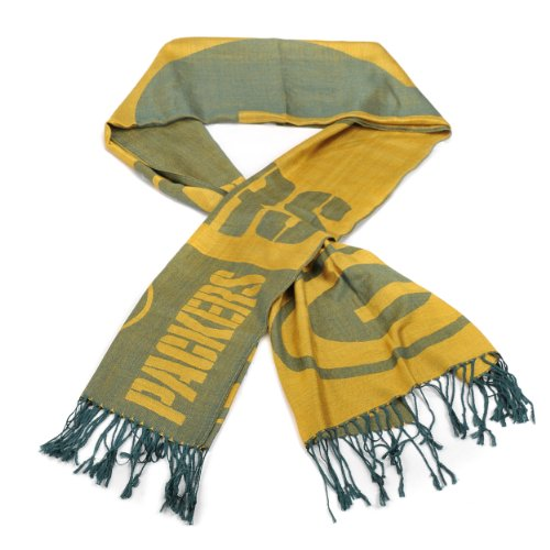 NFL Green Bay Packers 2011 Pashmina Scarf