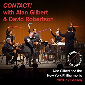 Amazon.com: Contact! With Alan Gilbert And David Robertson: Alan