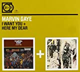 Marvin Gaye 2 For 1: I Want You / Here My Dear