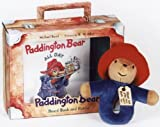 Paddington Bear Gift Set: Board Book & Plush Rattle (0694008877) by Bond, Michael