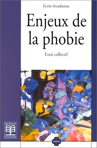 Livre les enjeux de la phobie for Phobie chiffre 13