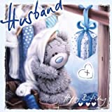 Husband Birthday Me to You Bear Card