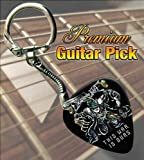 Escape The Fate War Is Ours Premium Guitar Pick Keyring