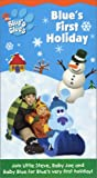 Blues Clues - Blues First Holiday [VHS]