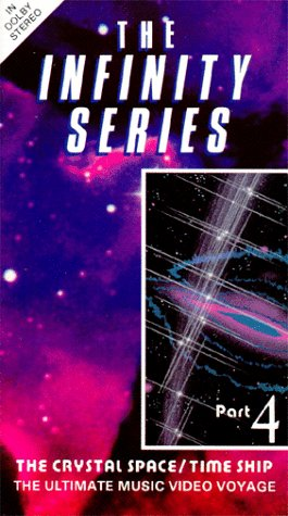 Infinity Series, Part 4 - Crystal Space/ Time Ship [VHS]