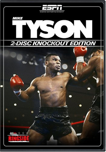ESPN Classic Ringside: Mike Tyson (Two-Disc Knockout Edition) (Espn Boxing compare prices)