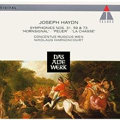 Haydn;Syms.31,59,73.