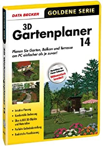 3d gartenplaner 14 software. Black Bedroom Furniture Sets. Home Design Ideas