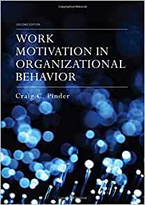 review of literature on work motivation Fostering employee performance: a literature review through review of existing literature on motivation motivation and determine how much work will be.