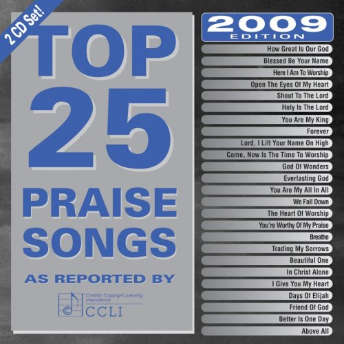 Various Artists - Top 25 Praise &  Worship Songs 2007 Edition Disk 1 - Zortam Music