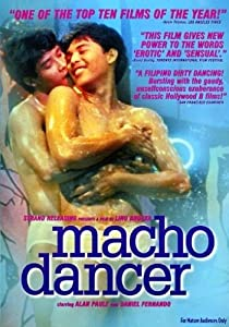"Cover of ""Macho Dancer"""