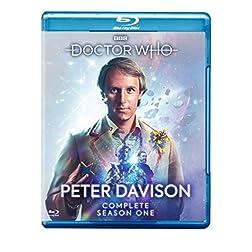 Doctor Who: Peter Davison Complete First Season [Blu-ray]