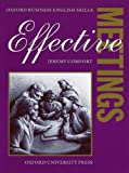 Effective meetings /