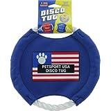 Petsport Disco Tug (Colors May Vary) ~ PetSport