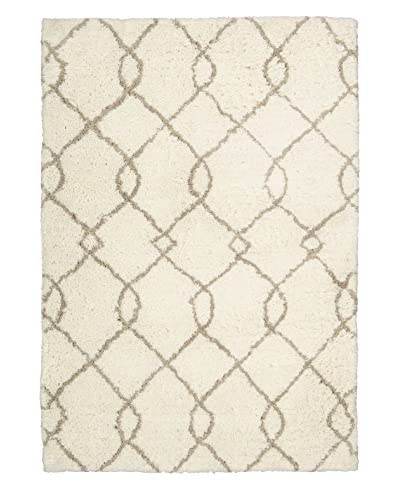 "Nourison Galway Rug, Ivory Tan, 2' 6"" x 4'"