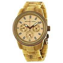 Hot Sale Michael Kors Ritz Horn Chronograph Watch MK5641