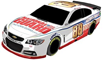 Dale Earnhardt Jr. #88 National Guard 2014 NASCAR Plastic Toy Car (1:18 Scale) by Lionel Racing
