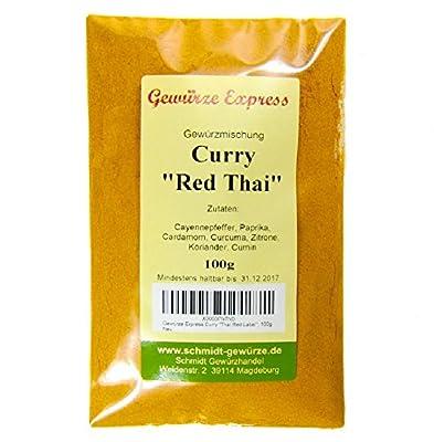 """Gewürze-Express Curry """"Thai Red Label"""", 100g von Gewürze-Express auf Gewürze Shop"""