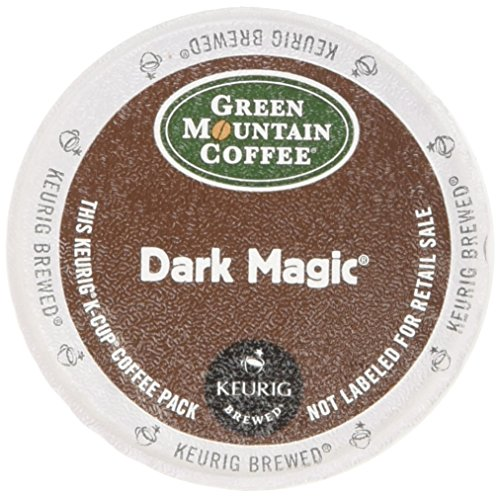 Green Mountain Coffee, Dark Magic (Extra Bold), K-Cup Portion Pack for Keurig Brewers 24-Count (Black Magic Coffee K Cup compare prices)