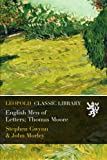 img - for English Men of Letters; Thomas Moore book / textbook / text book
