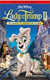 Lady & The Tramp II - Scamps Adventure (La Dama y El Vagabundo II) [VHS]