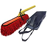 Premium Large Car Duster by OCM with a Hardwood Handle -Detailers Top Choice