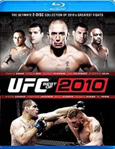 UFC: Best of 2010 [Blu-ray]