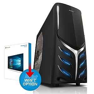 KCS [184481] - PC mit AMD FX-6300 6x3,5GHz   8GB DDR3-1600   1TB   NVIDIA GeForce GT730 2048MB GDDR3, HDMI + DVI   ASUS   USB3.0   DVD   HD-Sound   LAN   420W   Windows 10