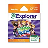 LeapFrog Explorer Learning Game: LeapSchool Reading (works with LeapPad &amp; Leapster Explorer)