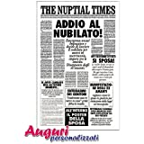 articolo giornale matrimonio
