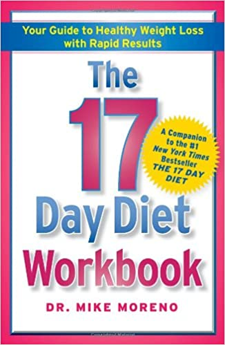 Difference between 17 day diet book and workbook