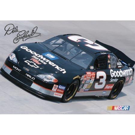 Cheap Fun FX Schmid Dale Earnhardt Senior NASCAR 500 Piece Jigsaw Puzzle (B0006N4AVQ)