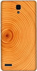 Blink Ideas Back Cover for Xiaomi Redmi Note 4G