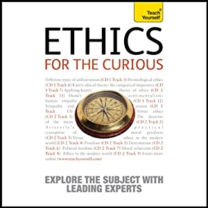 Ethics for the Curious: Teach Yourself | [Mark Vernon]