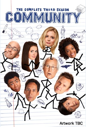 Community: The Complete Season 3 [3 DVDs] [UK Import]