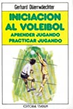 img - for Iniciacion Al Voleibol (Spanish Edition) book / textbook / text book