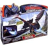 Dragons - 6019879 - Figurine - Animation - Krokmou Cracheur de Flammes