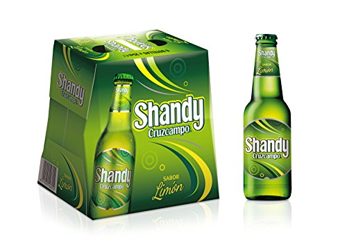 cruzcampo-shandy-limon-botella-cristal-25-cl-6-unidades