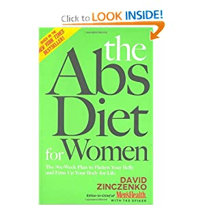Downloads The Abs Diet for Women: The Six-Week Plan to Flatten Your Belly and Firm Up Your Body for Life
