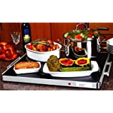 "Deluxe Shabbat Warming Tray Full Size 24"" x 20"" Blech Electric"
