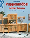puppenhaus und puppenm bel bauen baupl ne und anleitungen. Black Bedroom Furniture Sets. Home Design Ideas