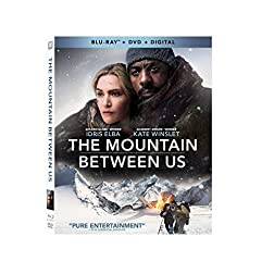 The Mountain Between Us [Blu-ray]