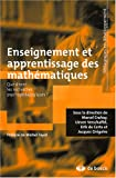 Enseignement et apprentissage des mathmatiques : Que disent les recherches psychopdagogiques ?